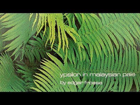 Edgar Froese - Epsilon In Malaysian Pale (Original CD)