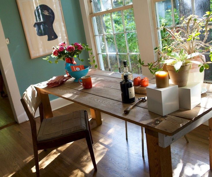 1000+ Ideas About Homemade Tables On Pinterest