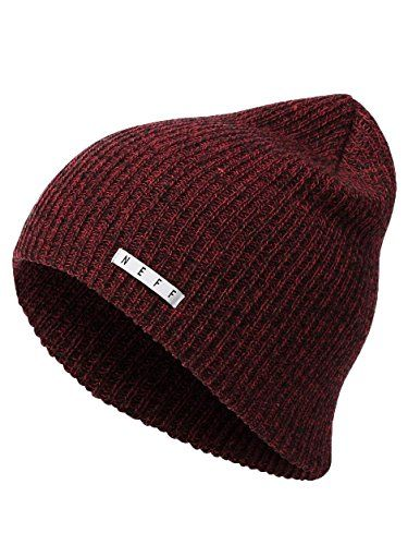 6b6d5ebf2eb7 The perfect NEFF Daily Heather Beanie Hat for Men and Women. [$13.95 - 22.00