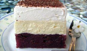 KOLAČ SA VIŠNJAMA JEDAN OD LJEPŠIH | Torte i kolacici