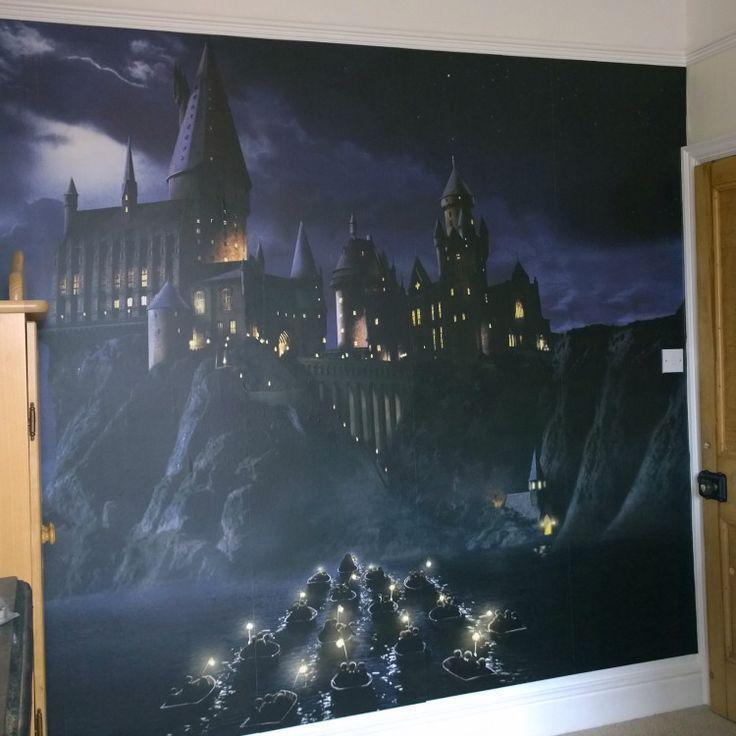 Harry Potter Wall Mural Wallpaper Part 57