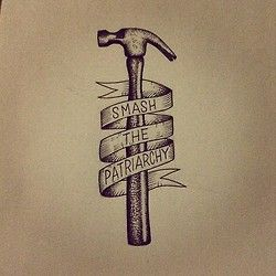 drawing Sketch anarchism feminism patriarchy Dotwork hammer linework dotworkers