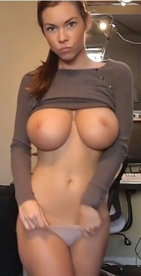 Huge Tits Sweater Nude Commit Error