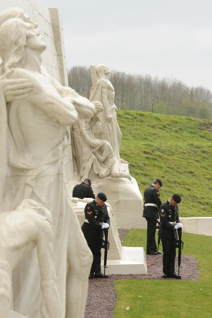 how to call canadian military memorial