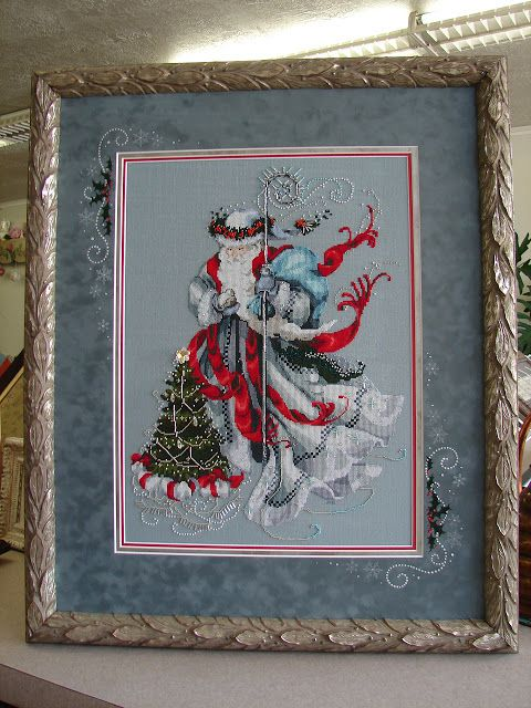 rensel studio cross stitch