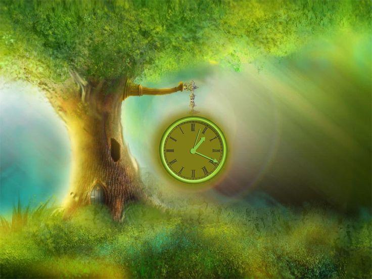 pictures about magic | Magic Tree Clock Screensaver Screenshots