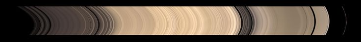 Daily Rings: A Full Sweep of Saturn's Rings