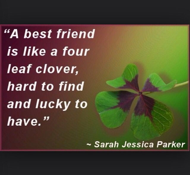 Really cute quote for your bestfriend