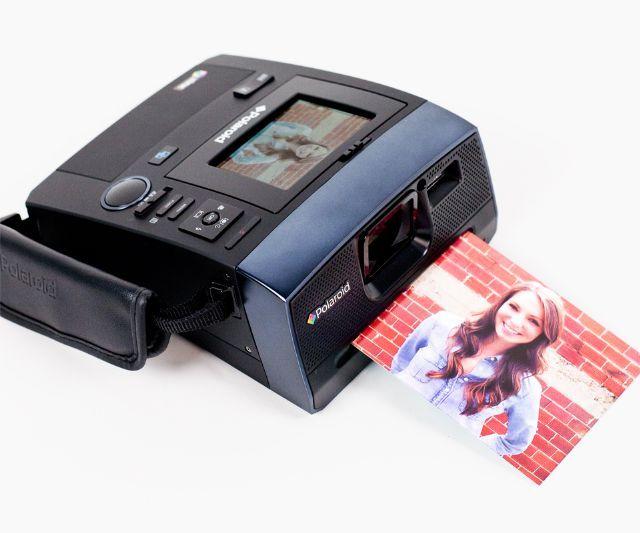Polaroid Z340 Instant/Digital Camera Hybrid