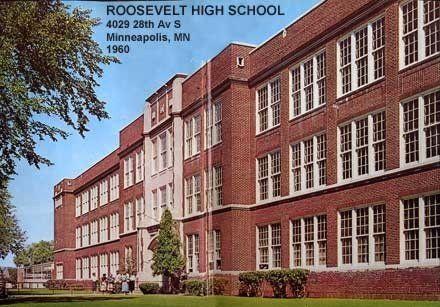 Roosevelt High School, Minneapolis