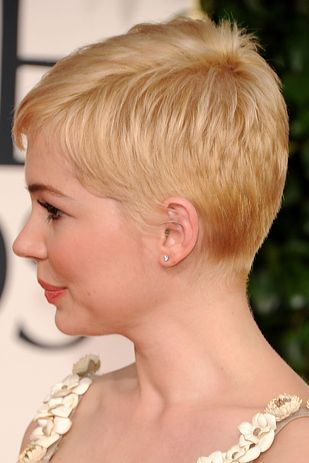 Michelle Williams | The 18 Greatest Celebrity Pixie Cuts Of The Past Decade