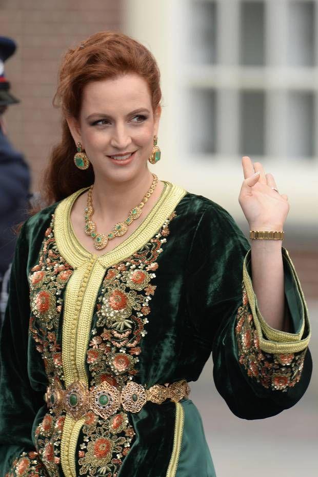 Marokko Königin