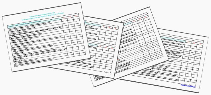 Tableau d'aide aux progressions de cycle - Nouveaux programmes 2015 - Gijou à la maternelle