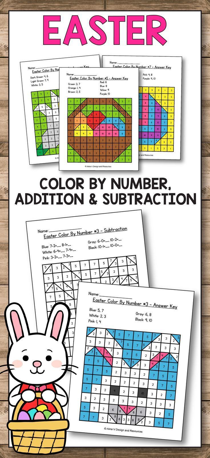 Easter Activities For Kindergarten Easter Math Worksheets Easter Math Easter Math Worksheets Easter Math Kindergarten [ 1601 x 736 Pixel ]