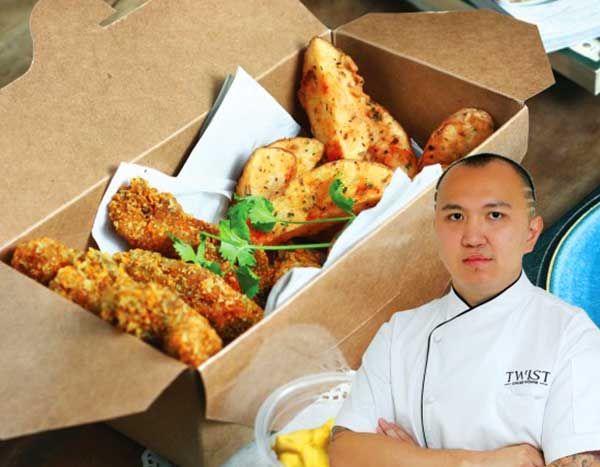 Portal Catering dgn Menu Terlengkap - FoodSpot