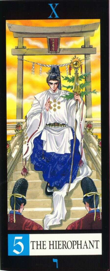 79 Best Images About The Hierophant / The Pope (Tarot Card