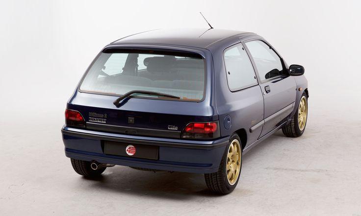 1995 RENAULT CLIO WILLIAMS 2