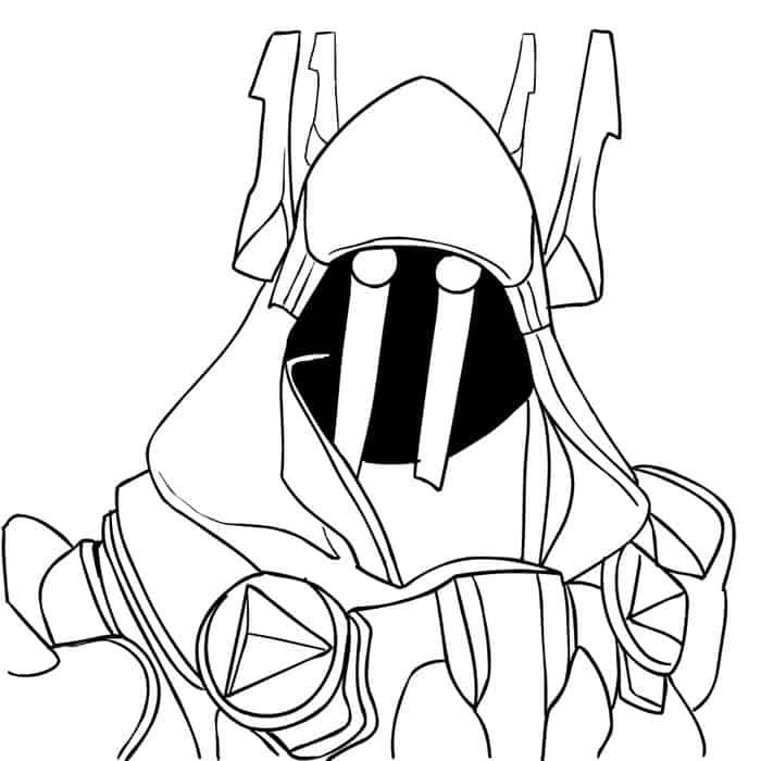 Fortnite Coloring Pages Ice King Coloring Pages Ice King Cartoon Coloring Pages