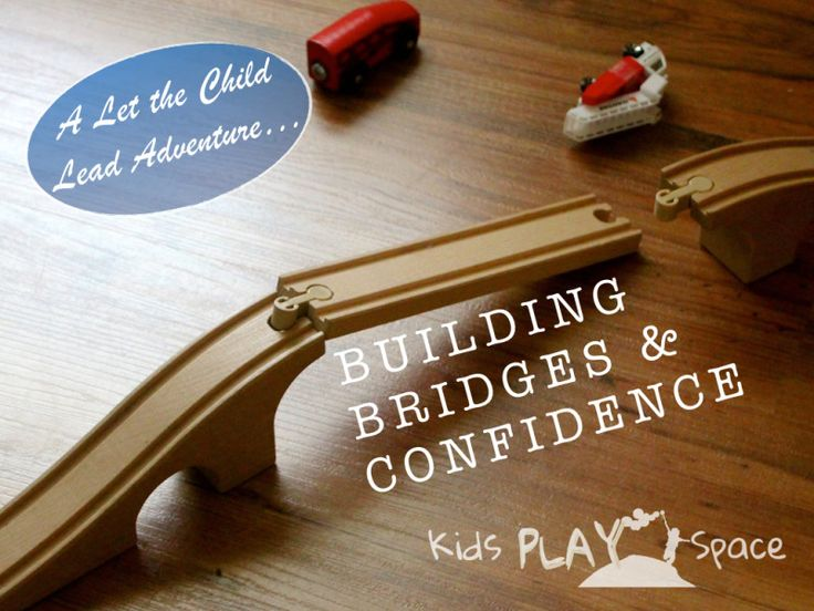 Building Bridges and Confidence Kids Play Space