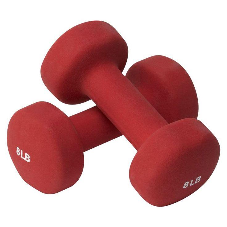 Valeo Neoprene Hand Weights - VA45