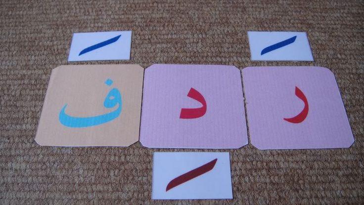 Almah's Journey: Teaching Arabic Alphabet