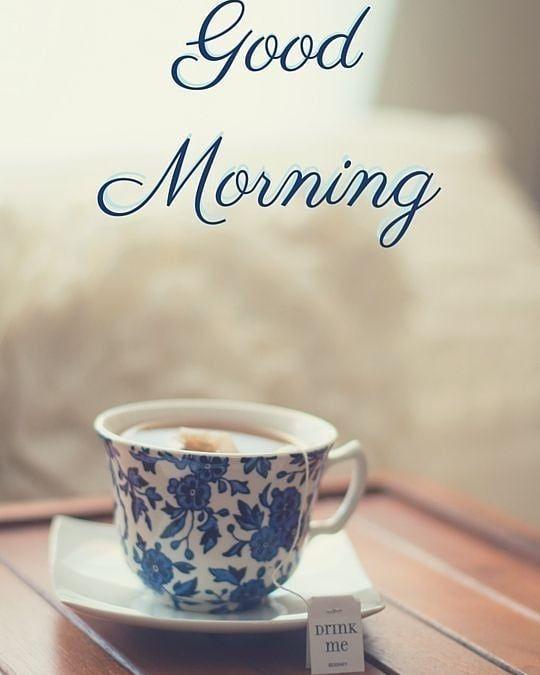 God morgon ☕❄🌸Oj vad jag sovit alltså 👍 Jätteont i kroppen, vädret ändrar😔Lite behagligare temperaturer nu. Det snöar o blåser 🌨🌨Idag klädtvätt.  Ha en fin onsdag alla💛💛💙 #sovit #Skitreumatism #klädtvätt #onsdag