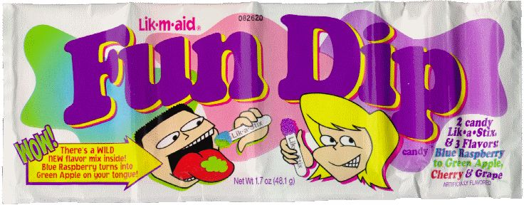 1980S Candy | Fourth Grade Nothing: Vintage Candy | Rock Candy, Pixy Stix, Fun Dip