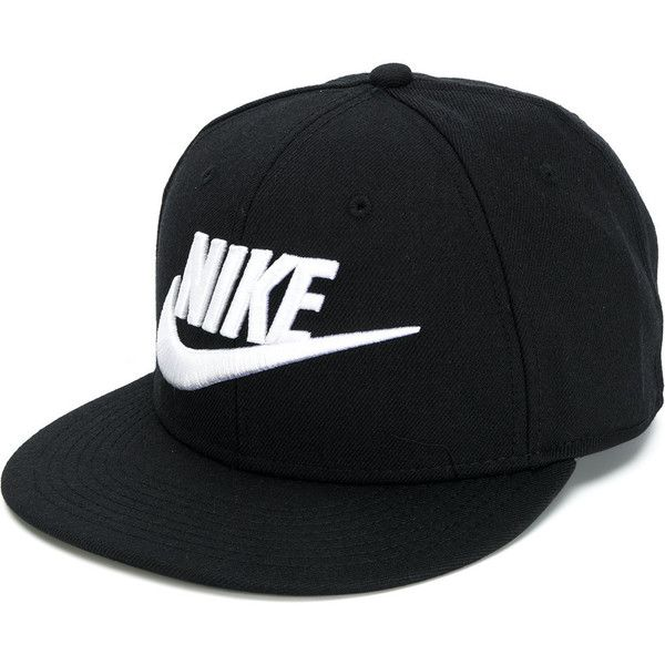 Nike Limitless snapback cap ($27) ❤ liked on Polyvore featuring accessories, hats, black, nike hat, snap back cap, adjustable caps, studded snapback hats and snap back hats