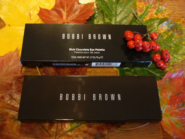 bobbi brown rich chocolate palette