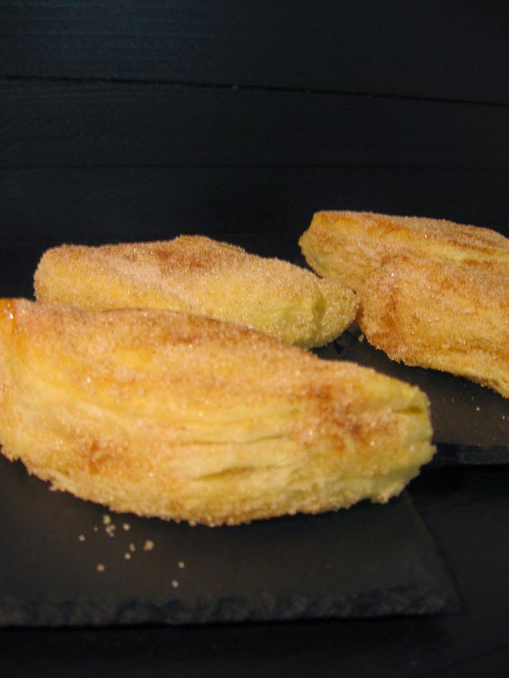 Azevias de batata doce e amêndoa