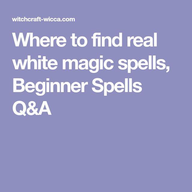 White Magic Info- rituals & spells, oracles, meditation ...