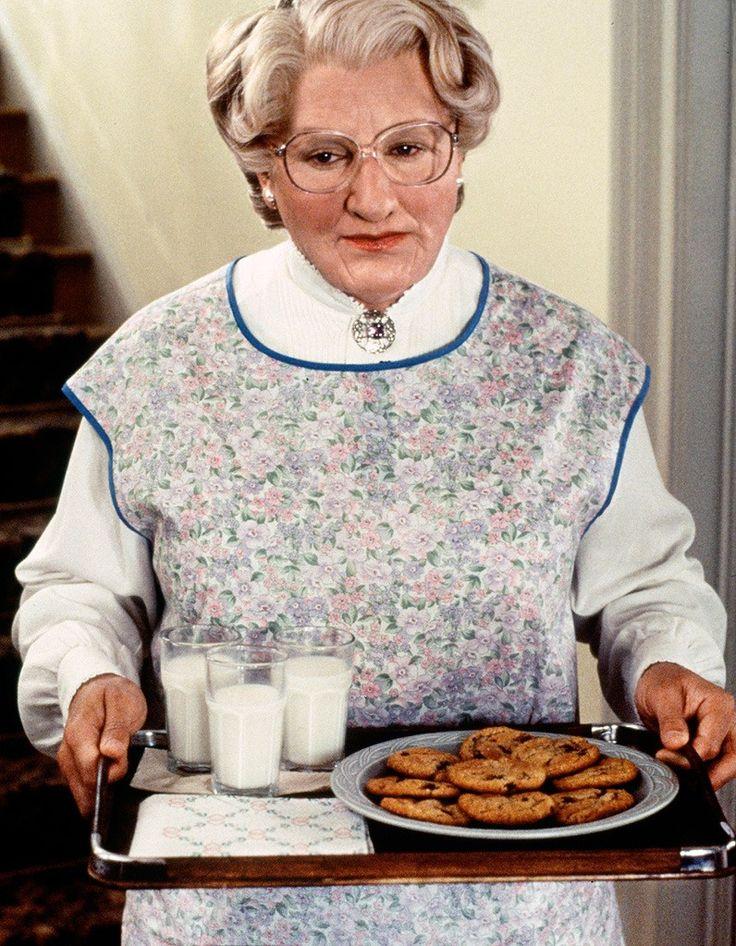 Dans Madame Doubtfire en 1993
