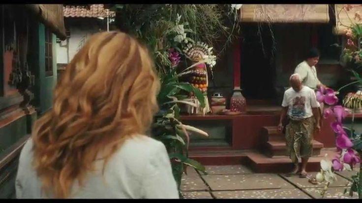 EAT PRAY LOVE - Trailer