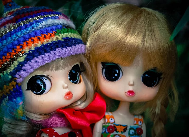 my Byuls (Eris and Paula)