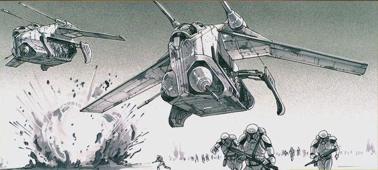 Image result for republic commando concept art