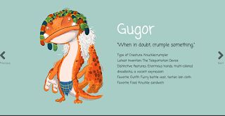 Great Kid Books: Robert Paul Weston visits to talk about The Creature Department (ages 8-12)