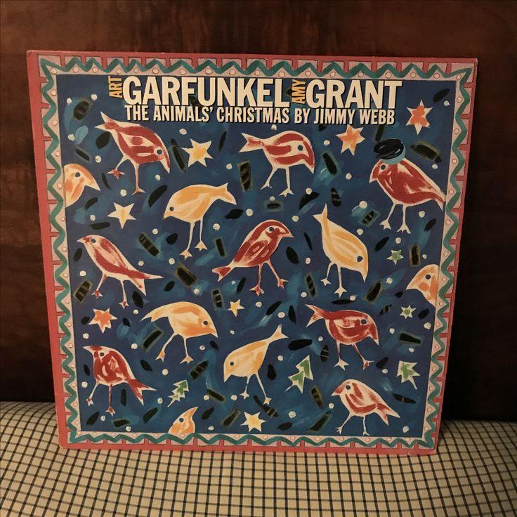 The Animals' Christmas by Jimmy Webb - Art Garfunkel and Amy Grant