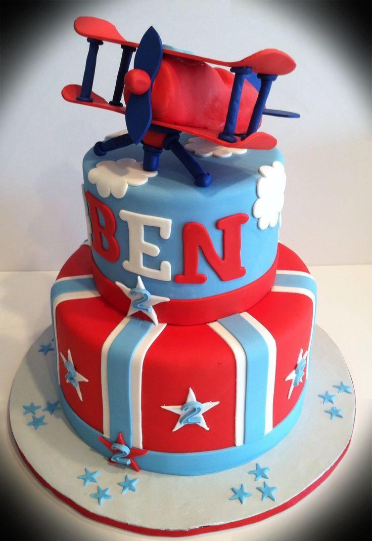 Planes Birthday Cake Ideas