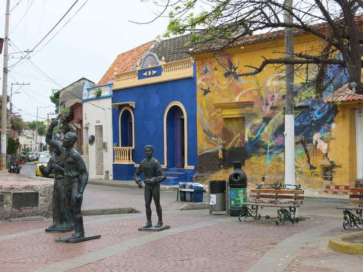 Cartagena Cosa Vedere. I luoghi, chiese, quartieri e zone che consigliamo di non perdere nella città Colombiana di Cartagena de Indias.