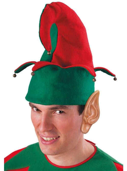 Le lunghe orecchie a punta da elfo