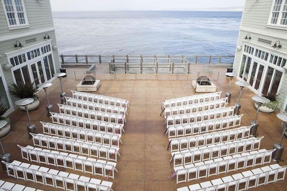 InterContinental The Clement Monterey Wedding Venues Monterey Carmel Reception…