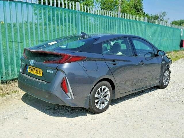 Ebay Toyota Prius Executive 1 8 Hybrid Auto Leathers Salvage