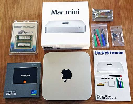 The Plex Media Server and the Mac mini DIY Fusion Drive