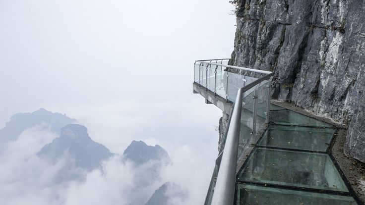 Chinese cliffen!