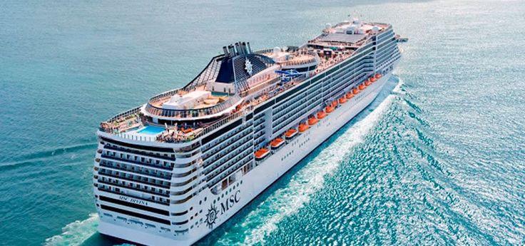 MSC faz promoção de 2 passageiro 'grátis' em cruzeiro no Caribe