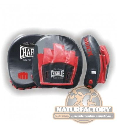Las Manoplas Speed Shock de Charlie son estupendas para un trabajo fuerte tanto en boxeo como en otros deportes de contacto. Envío Gratis 24h.