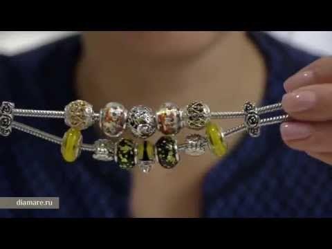 Сколько перлин надевать на браслет - YouTube