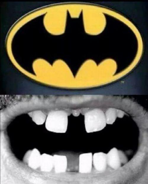 #batman uploaded by judy on We Heart It