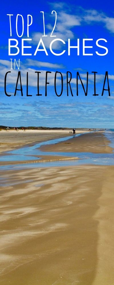 The 12 Best Beaches in California. California is one of the most popular states in the United States, especially for anyone wanting to enjoy the fun and relaxation the ocean can provide. One of the most desired vacation spots or places to live is along some shoreline. Click here to see our list of favorite California Beaches!