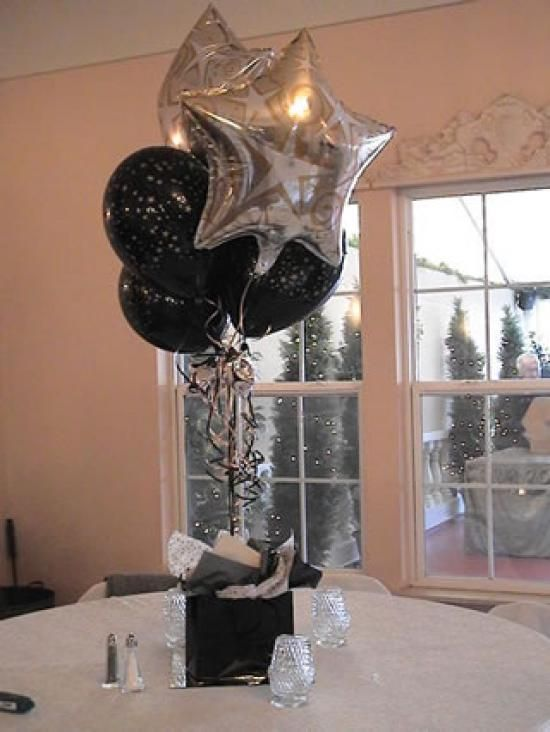 Best ideas about balloon centerpieces wedding on